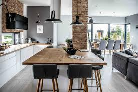grey home interiors shades of gray the nordic feeling bricks gray and woods