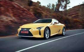 lexus lc f sport lexus lc f trademark hints at flagship performance coupe photos
