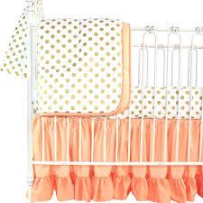 Pink And Gold Baby Bedding Crib Bedding Sets U2013 Bold Bedding