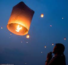 lanterns new year dai new year celebrations provide wonderful image of paper