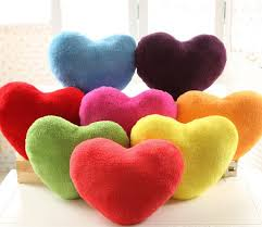 heart shaped items heart shaped cushion picture more detailed picture about 2016
