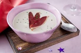topinambour recette cuisine recette de crème de topinambours au magret fumé facile et rapide