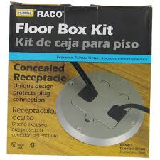 Hubbell Raised Floor Boxes by Hubbell Raco 859 Hubbell 4 11 16 Inch To 4 Inch Adapter Ring 1 1