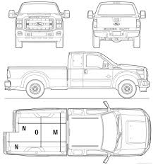 ford super duty blueprint database pinterest ford super duty