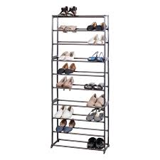 30 pair shoe cabinet 30 pair standing shoe rack assembly instructions richards