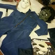 Kids Michael Myers Halloween Costume Michael Myers Halloween Costume Men Large Kids Size Large 11
