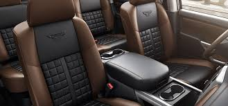 Nissan Titan 2004 Interior 2016 Nissan Titan Xd Pro 4x Crew Cab Specs Nissan Usa