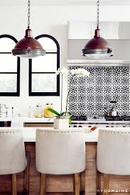 Kitchen Backsplash Ideas With Oak Cabinets 25 Best Backsplash Ideas For Kitchen Ideas On Pinterest Kitchen