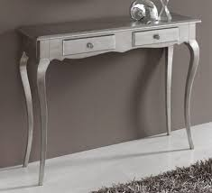 queen anne entry table tall silver console table console table super fashionable silver