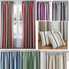 Curtain Pleating Tape Striped Curtains With Pencil Pleat Ebay
