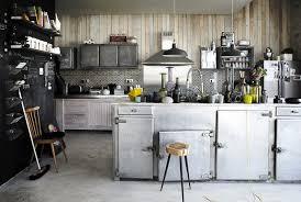 cuisine style loft industriel cuisine au style industriel les 8 détails qui changent tout