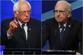 bernie sanders and larry david are related page six