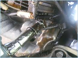 mercedes engine recommendations replace engine level temperature sensor mercedes