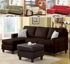 Sectional Sofa Couch by Contemporary Microfiber Sectional Sofa Foter