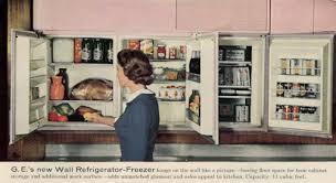 Cabinet For Mini Refrigerator Ge Wall Refrigerator Freezer A 1955 Innovation 5 Design Photos