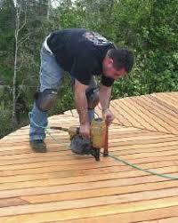 fastening deck boards professional deck builder locksets and