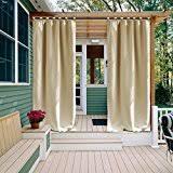 Patio Drapes Outdoor Amazon Com Outdoor Curtains Patio Lawn U0026 Garden