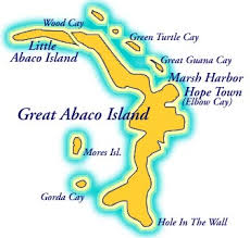abaco resort map abaco bahamas vacations
