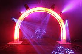 dj lighting truss package club lighting package 8 pole 8 fixture 1000w psmh recreational
