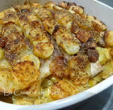 comment cuisiner des cotes de porc côtes de porc en gratin de pommes de terre la cuisine de nelly