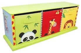 Sunny Safari Bookcase Sunny Safari Kids 3 Drawer Cubby Contemporary Kids Storage