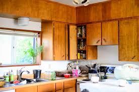 Ugly Kitchen Cabinets Farm Kitchen Renovation Part 1 The Elliott Homestead