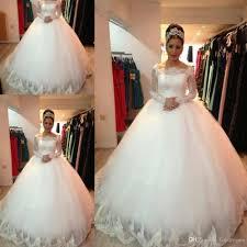 wedding gown design vestido de noiva new design custom made lace sleeve