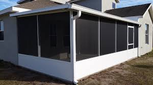 Outdoor Screen House by Screen Rooms Aluminum Magic