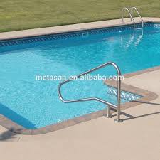 Swimming Pool Handrails Modern Stainless Steel Swimming Pool Handrail Modern Stainless