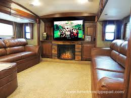 Forest River Cardinal Floor Plans Fifth 5th Wheel 5 Living Our Dream 2013 Tampa Rv Show