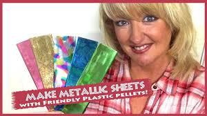 how to make your own friendly plastic sticks and sheets from