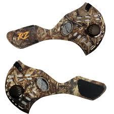 rz mask mossy oak duck blind multi purpose regular neoprene dust
