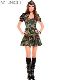 Halloween Army Costumes Womens Cheap Army Costume Halloween Aliexpress Alibaba