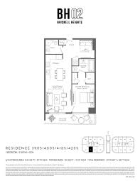 Axis Brickell Floor Plans Brickell Heights West Bh02 Miami Real Estate Trends