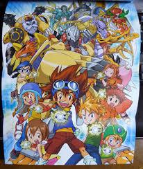 digimon adventure digimon adventure psp u0027s promotional poster