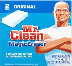 can you use magic eraser on cabinets mr clean erase and renew magic eraser original 2 count