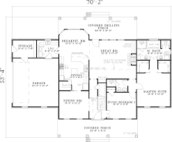 plantation floor plans gunnison mill plantation home plan 055d 0212 house plans and more