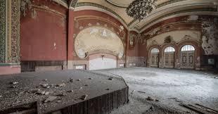 this abandoned romanian casino definitely looks haunted huffpost