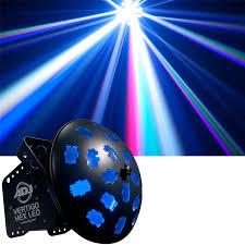 american dj led lights adj american dj vertigo hex led moonflower led light pssl