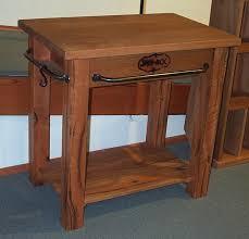 Rolling Work Benches Kitchen Work Benches U2022 Fine Furniture Design Fine Art