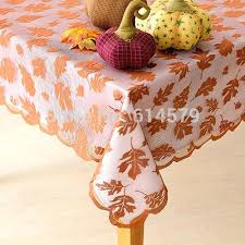 fall tablecloths fall wedding table cloths fall tablecloths