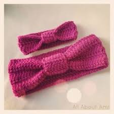 baby crochet headbands how to crochet baby headbands following tutorials ehow