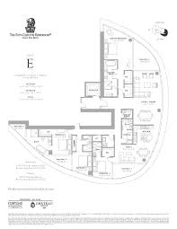 55 Harbour Square Floor Plans by The Ritz Carlton Residences Luxury Condo Property For Sale Rent