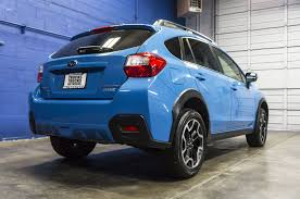 subaru xv crosstrek lifted 2016 subaru xv crosstrek limited awd northwest motorsport