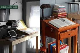 leatherbound church fathers the allan ruby and standing desks