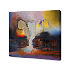 Abstract Home Decor Oil Painting Oil Paintings For Sale Online Canvas Art Supplier