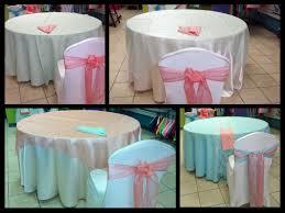 Mint Green Table Cloths Wedding My Sister U0027s Jar