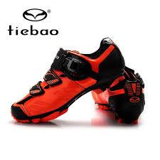 bike riding sneakers tiebao racing men mtb mountain bike shoes bicycle cycling shoes self