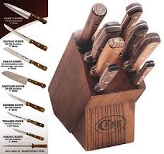 usa made kitchen knives new xx usa made 9 kitchen cutlery knife set block