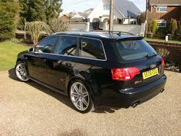 2007 Audi Avant 2007 Audi S4 B7 8e Avant Wagon 5d Images Specs And News